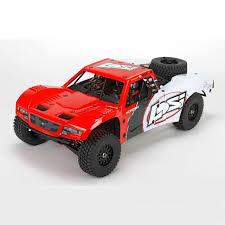 Losi Baja Rey 1/10 AVC RTR 4WD Trophy Truck In Red (LOS03008T1 ...