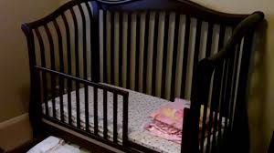 Bratt Decor Crib Assembly Instructions by Pali Convertible Crib Review Youtube