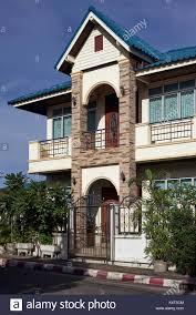 100 Thai Modern House Traditional Modern Urban Home Multi Story House Exterior
