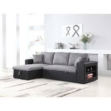 canapé d angle de luxe canapé d angle allen luxe noir gris achat vente canapé