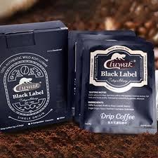 Kopi Luwak Gold Label Drip Pouch 6g 8 Pack