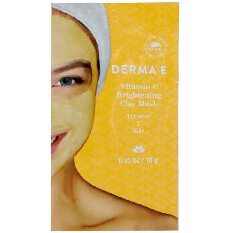 Derma E Vitamin C Brightening Clay Mask