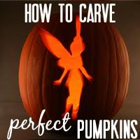 Tinkerbell Pumpkin Carving Stencils Free by How To Carve Amazing Pumpkins With Stencils