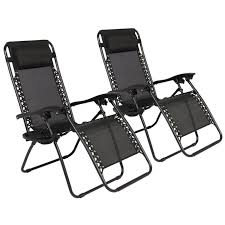2 Folding Zero Gravity Lounge Chairs+Utility Tray Outdoor Beach ... Folding Patio Lounge Chair Brickandwillowco Portable 2in1 Folding Chair Recliner Sleeping Loung Outdoor Sun Loungers Beach Lounge Chairs Adjustable Garden Deck Psychedelic Metal Plastic Cane Recling Foldable Zero Gravity With Pillow Black Sunnydaze Rocking Chaise Headrest Outdoor W Shade Canopy Cup Holder Camping Fishing Arm Rest Amazoncom Set Of 2 Patio