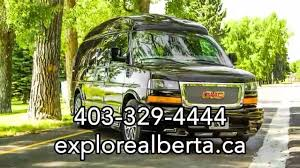Explorer Conversion Vans At Davis GMC Buick In Lethbridge Alberta