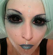 Prescription Halloween Contacts Canada by Black Out Contacts Halloween Google Search Costumes