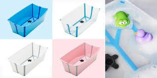 Portable Bathtub For Adults Australia by Stokke Flexi Bath A Flexible Portable Baby Bath Tub
