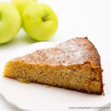 apfelkuchen ohne zucker staupitopia zuckerfrei