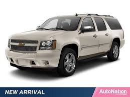 Used Chevrolet Suburban for Sale in Knoxville TN