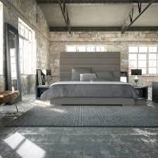 Modloft Platform Bed by Furniture Modern Wall Modloft Pearl Bookcase For Modern Living Room