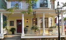 Almondy Inn Exterior 2 220x135