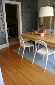 Standard Dining Room Table Size by What Size Rug For Dining Room Excellent Home Design Gallery Under