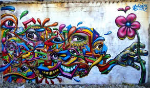 Has Moved A Long Way From His Traditonal Hip Hop Roots But Stayed True To Cultural Values Today Colourful Creations Adorn Walls In