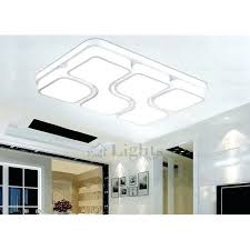 rectangular light fixture led integrated lighting unique rectangle