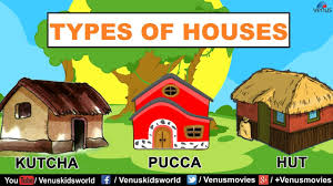 100 Houses F Types Of