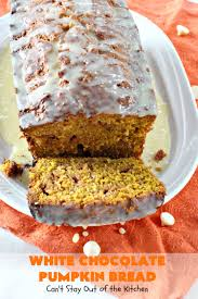 Panera Bread Pumpkin Muffin Calories by White Chocolate Pumpkin Bread Can U0027t Stay Out Of The Kitchen
