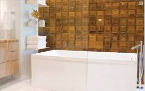 Mirror Tiles 12x12 Beveled Edge by Kitchen Archives Design Theory Interiors Of California