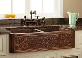 sink copper farmhouse sink lowes exquisite copper farmhouse sink