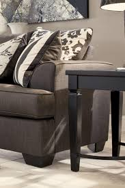 Levon Charcoal Sofa And Loveseat by Levon Charcoal 73403 By Signature Design By Ashley Furniture
