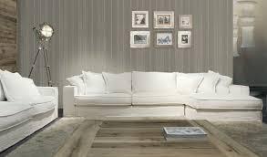 revetement canap d angle canapé d angle contemporain en tissu avec revêtement amovible