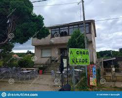 100 Casa Camino Bar A Verde In A Salceda Galicia Spain De