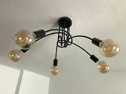 beleuchtung retro deckenle vintage deckenleuchte spot