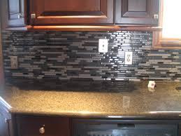 Backsplash Glass Tile Cutting by Tile And Glass Backsplash Kitchen How To Cut Glass Tile Home Depot