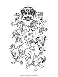 Ryder From Paw Patrol Colouring Pages Page 2