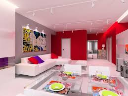 100 Pop Art Interior Modern Design Ideas Small Space Apartment