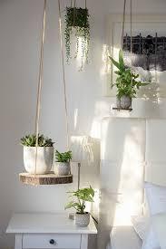 schlafzimmer dekoration whiteinterior pflanzenel diy