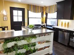 Kitchen Curtain Ideas Pictures by Kitchen Window Treatment Valances Hgtv Pictures U0026 Ideas Hgtv