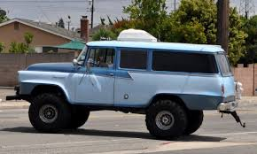 1957 International Travelall Retro 4x4 Truck Offroad F_JPG Wallpaper ...