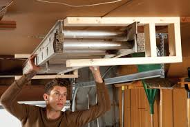 Garage Ceiling Kayak Hoist by Diy Garage Ceiling Storage Hoist Home Design Ideas
