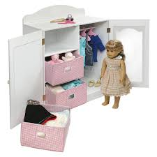Badger Basket Mirrored Doll Armoire W Three Baskets - 01210 | EBay Best 25 Nursery Armoire Ideas On Pinterest Taupe Nursery An Old Computer Turned Into A Craft Storage Complete With Paint The Wild Deluxe Armoire Wooden Pating Kit Balitono Armoires Wardrobes Amazoncom Badger Basket Doll Bunk Beds Ladder And Storage Kids Dressers Hives Honey Cheval Jewelry Mirror A Beautiful Mirrored Jewelry For Holding Your Sex Toys Creative Toy Organization Organizing Solutions Simply Ciani
