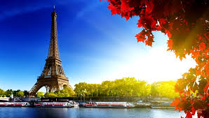 Paris Eiffel Tower Desktop Wallpaper Hd Widescreen