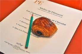 lenotre cours de cuisine croissants and pains au chocolat at école lenôtre