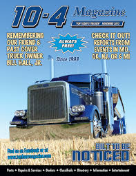 Cover Page Gallery | 10-4 Magazine I Love Rock N Roll Night Victories Snagged By Legg Armstrong 44 Best Truck Traing Images On Pinterest Semi Trucks And Pin Alena Nkov 2 Rigs Jamboree Walcott Iowa 80 Ta Stop 7142016 Take The Red Alabama Trucker 2nd Quarter 2012 Trucking Association Everything Two Shows In One At Gats Pride Polish Murder Trial Evidence Seems To Conflict With Girlfriends Account Of J Harwood Cochrane Trucking Magnate Arts Benefactor Dies 2013 Knoxville Raceway 410 Twin Features Photo Page 263 Jake Hamrmeister Big Bill Halls 07 Peterbilt 379 Legacy Edition Custom Show Rig Youtube Jr Schugel New Ulm Mn Rays Photos