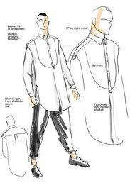 Drawn Men Fashion Illustration 11