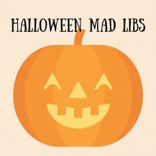 Halloween Mad Libs Esl by Collection Halloween Mad Libs Pictures Halloween Ideas