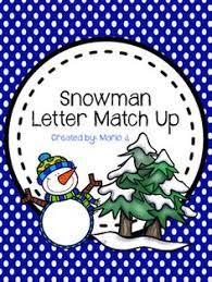 Students pair uppercase letters to their lowercase match There
