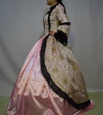 Pink Victorian Dress Fashion Dresses
