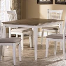 Hillsdale Bayberry White Rectangular Dining Table
