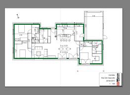 plan maison contemporaine plain pied 3 chambres logiciel dessin 3d gratuit maison 18 plan maison plain pied 3