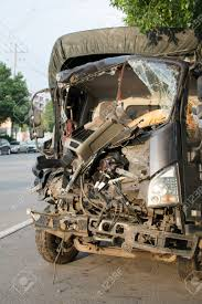 100 Wrecked Truck A Stock Photo Picture And Royalty Free Image Image