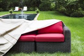 Lloyd Flanders Patio Furniture Covers by Pci Armless Sectional Chair Outdoor Furniture Cover Furniture
