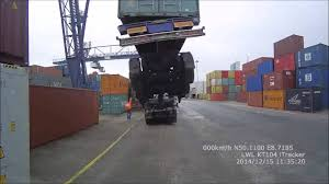 Truck Lifted Up At Container Dock - YouTube Home Nova Technology Loading Dock Equipment Installation Lifetime Warranty Tommy Gate Railgate Series Dockfriendly Mson Tnt Design The Determine Door Sizes Blue Truck At Image Scenario Cpe Rources Dock With Truck Bays In Back Of Store Stock Photo Ultimate Semi Back Up Into Safely Reverse Drive On Emsworth Ptoons And Floating Platforms Inflatable Shelter Stertil Products Freight Semi Trucks Cacola Logo Loading Or Unloading At