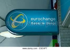 bureau avenue eurochange bureau de change sign signage shaftesbury avenue city