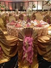 Chair Covers By Sylwia Inc by Love These Gold Chair Covers Weddings Pinterest Chair