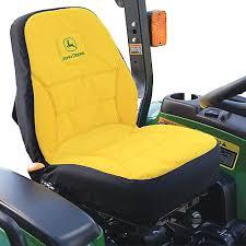 siege deere deere couvre siège pour tracteurs utilitaires compacts home