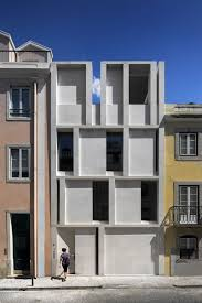100 Townhouse Facades Light And Shade In Lisbon DETAIL Magazine Of